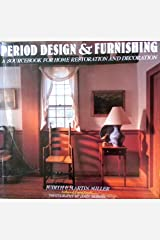 Period Design and Furnishing Hardcover