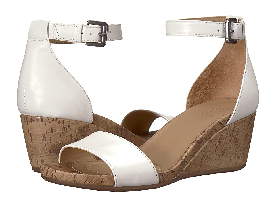 Naturalizer Cami (White Leather) Women
