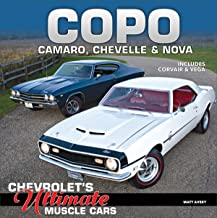 Avery, M: COPO Camaro, Chevelle and Nova