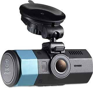 Máy thâu hình đặt trên xe ô tô – Rand McNally Dash Cam 100 Vehicle Overhead Video, Black (Renewed)