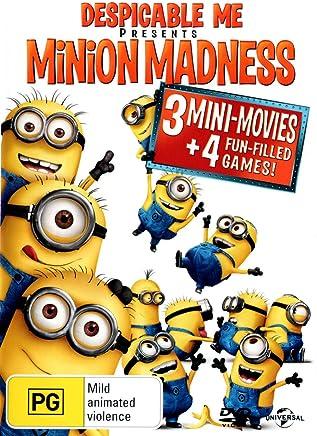 Despicable Me Presents Minion Madness