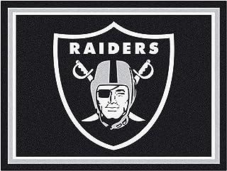 FANMATS 17493 NFL - Las Vegas Raiders 8ft. X 10ft. Plush Area Rug, Team Color