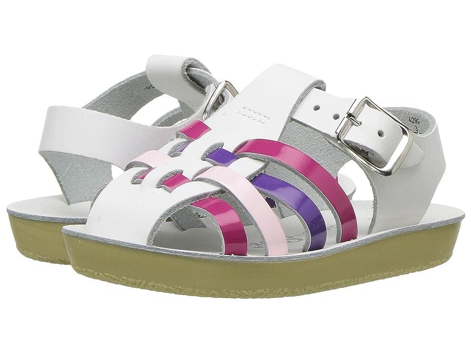 Salt Water Sandal by Hoy Shoes Sun-San Sailors (Infant/Toddler) (Multi) Girls Shoes