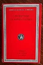 Lucretius: De Rerum Natura