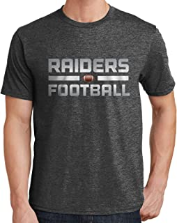 Raiders Football Mens T-Shirt Team 3300