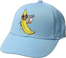 Banana Embroidery Cap
