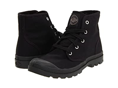 Palladium Pampa Hi (Black/Black) Women