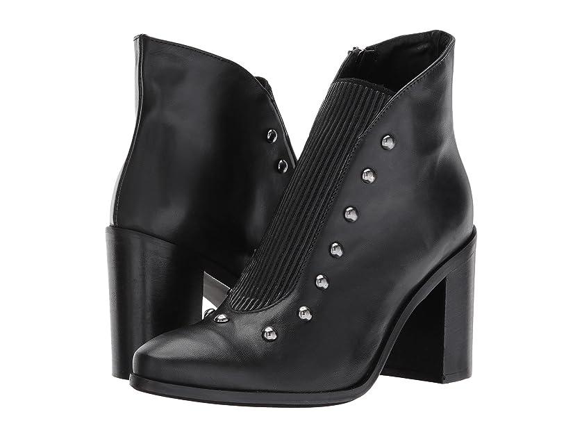とげのある視線腐敗[コルダーニ] Cordani レディース Beatrix アンクルブーツ Black Leather 38 (US Womens 7.5-8) - M [並行輸入品]