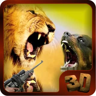 Jungle Animal Deadly Shooting 3D