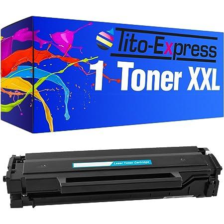 Tito Express Platinumserie 1 Laser Toner Xxl Kompatibel Mit Samsung Mlt D111s 111l Geeignet Für Sl M2022 Sl M2022w 1 500 Seiten Druckleistung Bürobedarf Schreibwaren