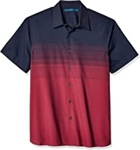 Perry Ellis Men's Ombre Stripe Shirt