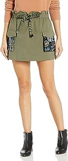 Women's Chelsea Sequin Pocket Mini Skirt
