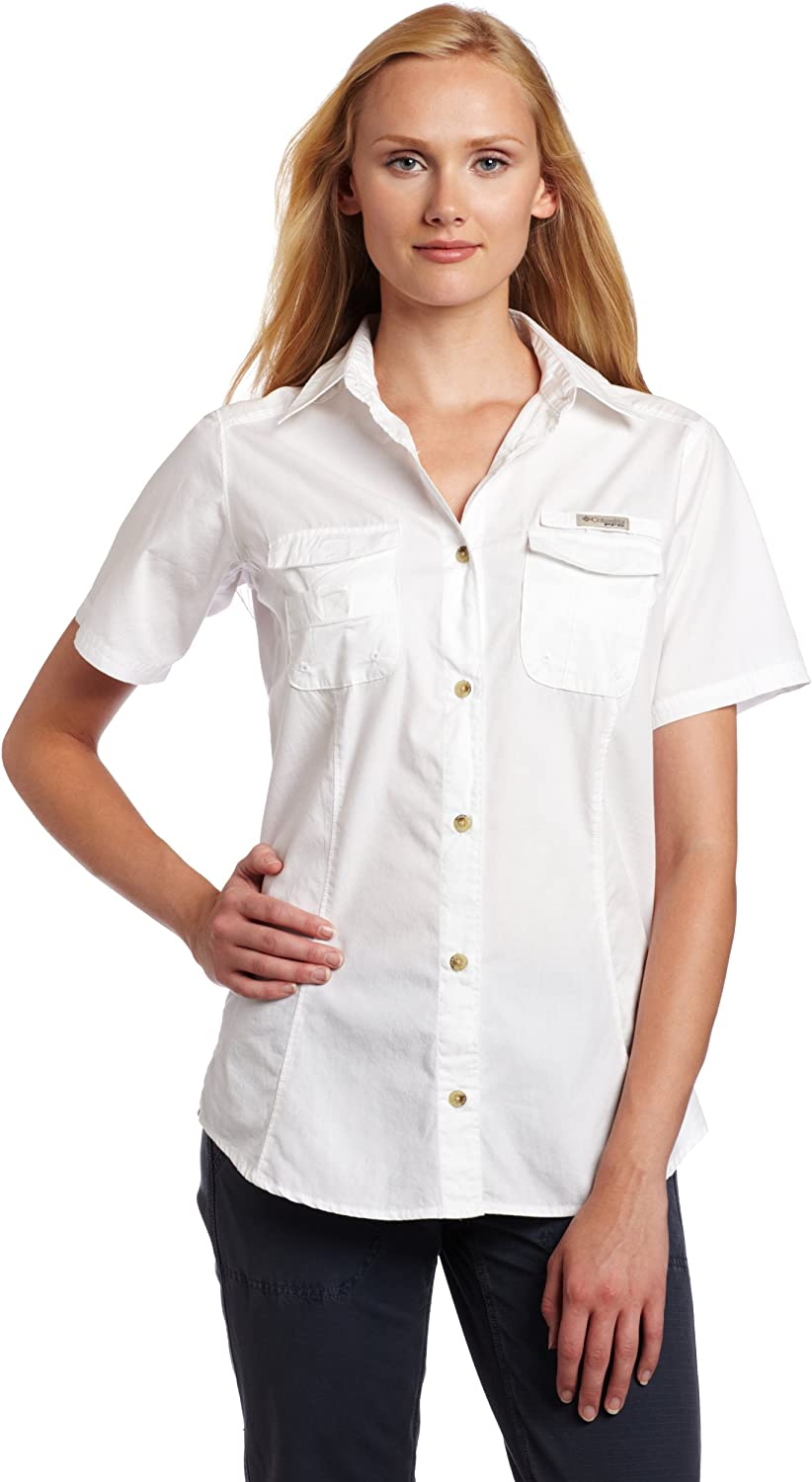 Columbia Women's Bonehead Short Sleeve Shirt