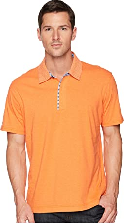 Diego Short Sleeve Knit Polo