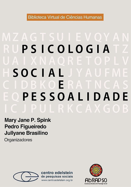 秘書奨励者Psicologia social e pessoalidade (Portuguese Edition)