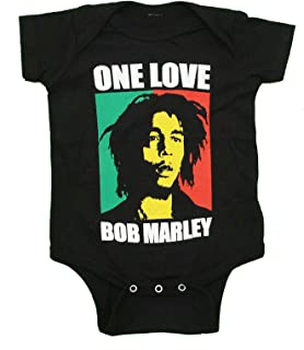 One Love Infant Baby Romper Snapsuit
