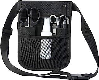 Sponsored Ad – Nurse Nursing Belt Organizer Waist Bag Pouch for Nurse Accessories,2 Sided - 8 Pocket Organizer Utility Bel...
