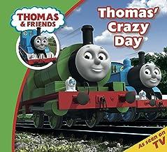 Thomas & Friends: Thomas' Crazy Day (Thomas & Friends Story Time Book 20)