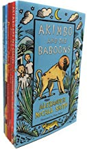 Alexander McCall Smith 6 Book Set Collection Pack Inc Akimbo and the Baboons