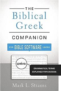 bible greek software