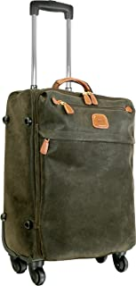 Bric's Life Collection Carry On Trolley (One Size, Olive)