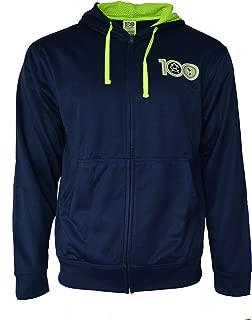 Club America Hoodie Centenario Pullover Fleece Sweatshirt Jacket