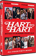 Hart to Hart - Movies Are Murder Collection - 8 Films