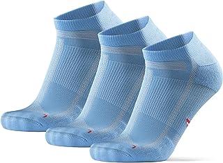 ローカット長距離走用靴下, 男女兼用, 水膨れ防止, パッド性, アスレチック, パフォーマンススポーツ, コンプレッション, 3速セット