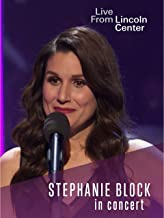 Lincoln Center: Stephanie J Block