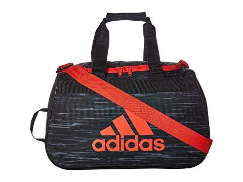 Duffel Looper Hi Black Diablo Res Adidas Small Black Red pqFEU