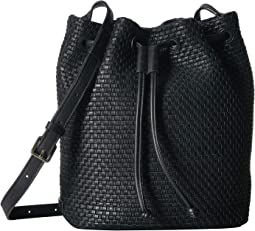 Bethany Weave Bucket Bag