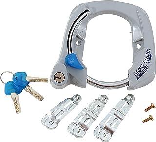 ゴリン(GORIN) ディンプルキー式大型リング錠 シルバー GR970-SL