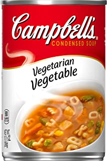 Campbell's Soup, Vegetarian Vegetable, 10.5 oz