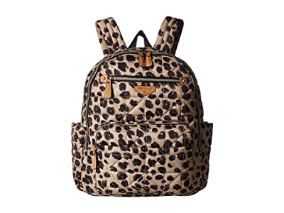 TWELVElittle Companion Backpack (Leopard Print) Backpack Bags