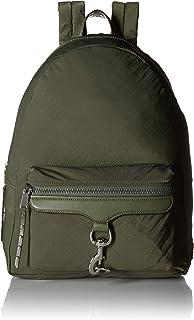 Rebecca Minkoff Women's Always on M.A.B Backpack, Olive, One Size