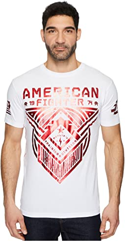 American Fighter - Roosevelt Short Sleeve Tee