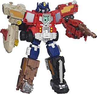 Transformers Optimus Prime Action Figure (Platinum Edition)