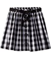 Kate Spade New York Kids - Gingham Skirt (Big Kids)