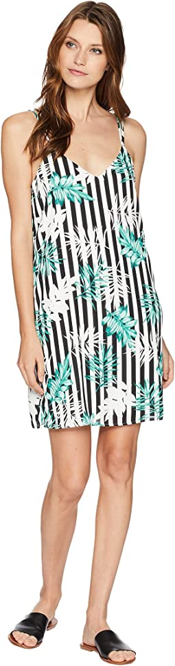 Lucille Spaghetti Strap Dress