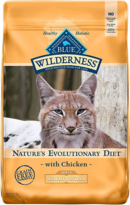 The Best Blue Chicken Cat Food Grain Free