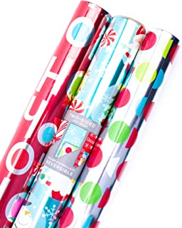 Best snowflake wrapping paper sale Reviews