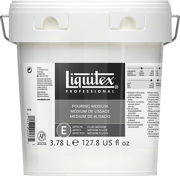 Liquitex 专业浇注效果中等 127 81 盎司加仑