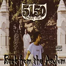 Back From The Asylum [Explicit]