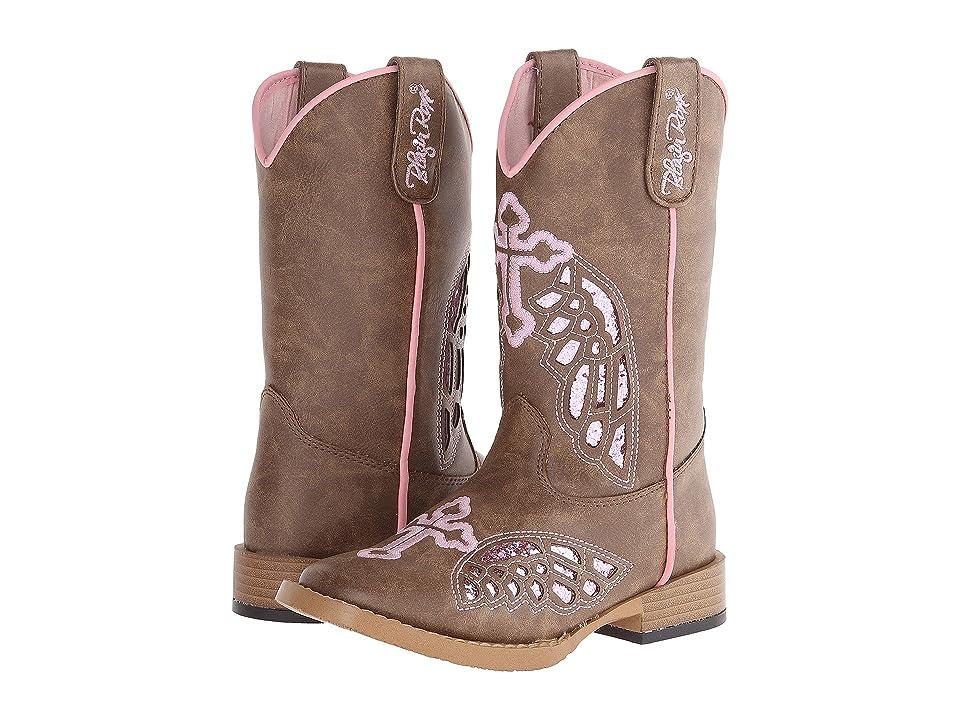 M&F Western Kids Gracie (Little Kid) (Brown) Cowboy Boots