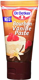 Dr. Oetker Bourbon Vanille Paste, 5er Pack 5 x 50 g
