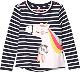 Navy Stripe Horse