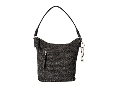The Sak Sequoia Crochet Hobo (Urban Static) Hobo Handbags