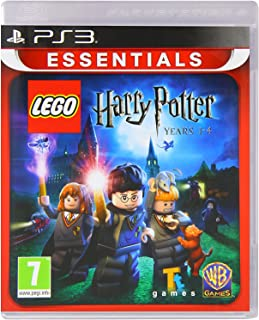Lego Harry Potter 1-4 Essentials (PS3)