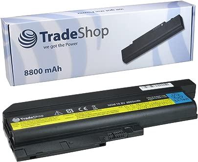 Trade-Shop Li-Ion Akku 10 8V 11 1V 8800mah ersetzt IBM Thinkpad 42T4504 42T4511 42T4513 42T4566 42T4572 42T4595 42T4620 42T4621 42T4622 42T4623 42T4651 42T4656 42T4671 92P1142 Lenovo Battery 41 41 Schätzpreis : 31,79 €