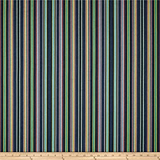 Sunbrella 0568633 Cultivate Jacquard Stripe Breeze Fabric by the Yard